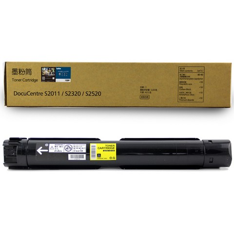 OEM(befon中性) S2011  墨粉盒    适用于施乐S2011/S2320/S2520  CT202384