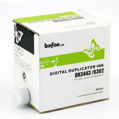 得印befon CP6302油墨  适用于一体机/速印机油墨 CP6302油墨