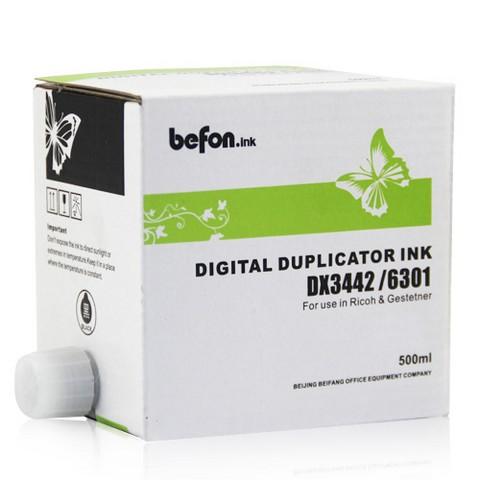 得印befon DX3442油墨  适用于理光DX3442c油墨 理光2430油墨 理光DX2432C 2433油墨