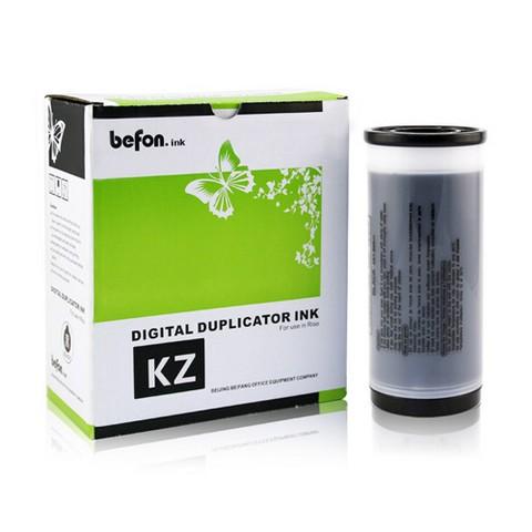 得印befon KZ油墨   适用于理想KZ速印机油墨 小举人57A01C 58A01C 学印宝油墨