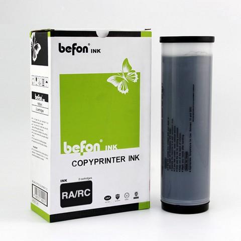 得印befon RA油墨  适用于理想RA-33 55 300 4000 1680一体机油墨