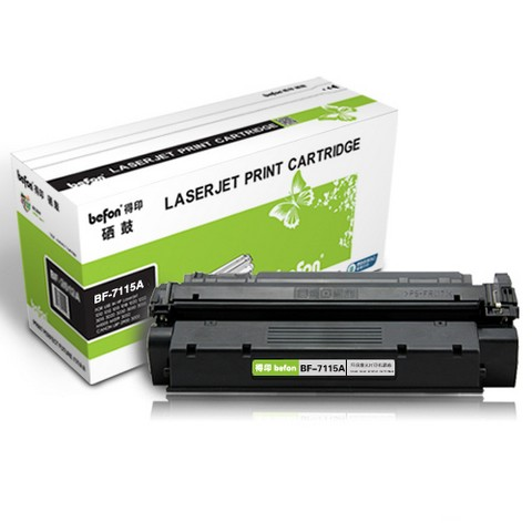 得印 C7115A硒鼓  适用于惠普 HP LaserJet 1000/1005/1200/1220 Printer Series ;HP LaserJet 3300/3310/3320/3330/3380 Series;Canon LBP