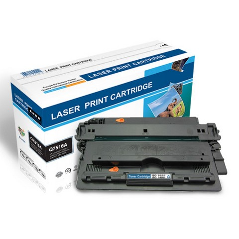 国际 Q7516A易加粉硒鼓(适用HP LaserJet 5200/5200n/5200tn/5200dtn/5200L/Canon LBP-3500)