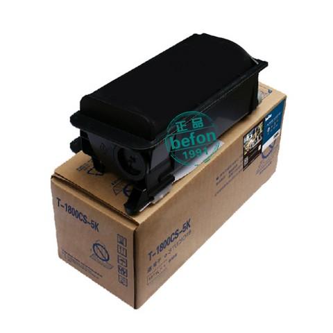 OEM(befon中性) T-1800C-5K粉盒  适用于东芝 1800   E18