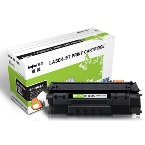 得印 Q5949A硒鼓  适用于惠普 HP LaserJet 1160/1320 Printer Series ; HP LaserJet 3390/3392 Series Canon LBP-3300 HP1320N