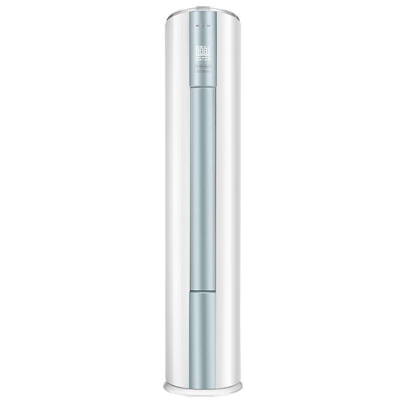 美的(Midea)大3匹 圆柱柜式定速冷暖空调KFR-72LW/WYAD3