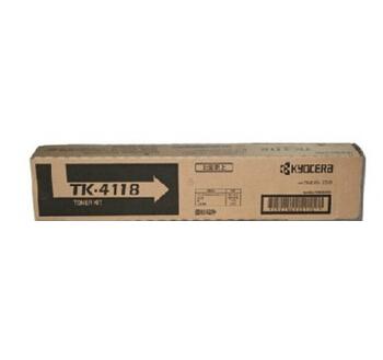 京瓷(kyocera)TK-4118黑色墨粉盒  (适用京瓷2200/2201)