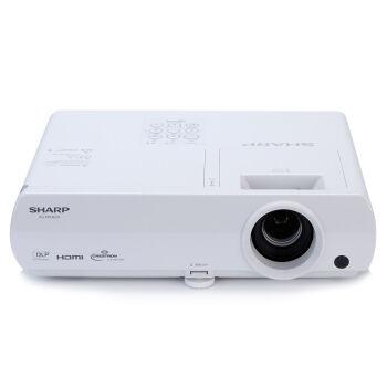 夏普(SHARP)XG-MX460A 高亮3D高清商教投影机