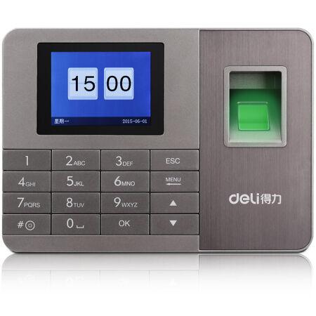 得力(deli)33154 智能指纹考勤机