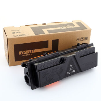 京瓷(kyocera)TK-1133粉盒 FS-1030MFP碳粉粉盒FS-1130MF复印机墨粉盒