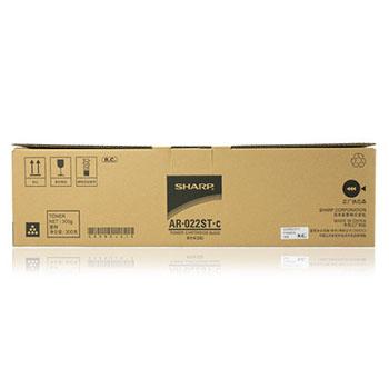 夏普(Sharp)AR-022ST-C墨粉3818S 3821D M180D M210D碳粉粉盒(300g)