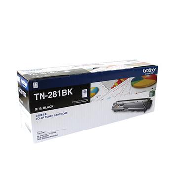 兄弟(brother)TN-281BK黑色粉盒HL-3150CDN DCP-9020CDN MFC-9140CDN 9340 3170