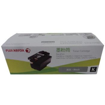 富士施乐(Fuji Xerox)CP105b/205b/215,CM215fw/205黑色粉盒(不单出)