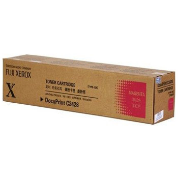 富士施乐(Fuji Xerox)C2428 粉盒 红色 CT200383