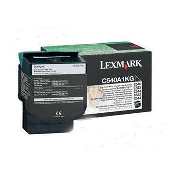 利盟(Lexmark)C540n 粉盒青色 C540A1KG 适用C540/C543/544/C546