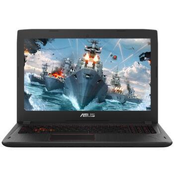 华硕(ASUS) 飞行堡垒二代FX60VM 15.6英寸游戏笔记本电脑(i7-6700HQ 8G 1TB HDD+256GB SSD GTX1060 FHD)