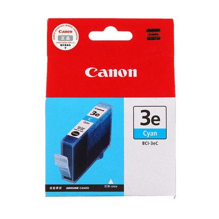 佳能(Canon)BCI-3eC 墨盒 适用Canon I6500 MP730 i865 i850