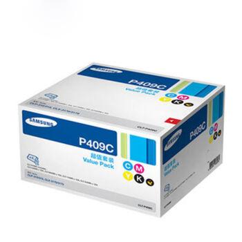 三星(SAMSUNG)CLT-P409C 409 套装粉盒 409BK 409M 409Y 409C