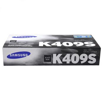 三星(SAMSUNG)CLT-409BK S 黑色墨粉 适用于310 315 3175  3170 N FN FW 粉盒 碳粉