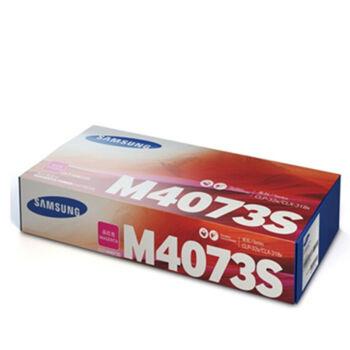 三星(SAMSUNG)CLT-4073S 红色墨粉盒 适用CLP326/321N CLX3186/3186N/3186FN3185