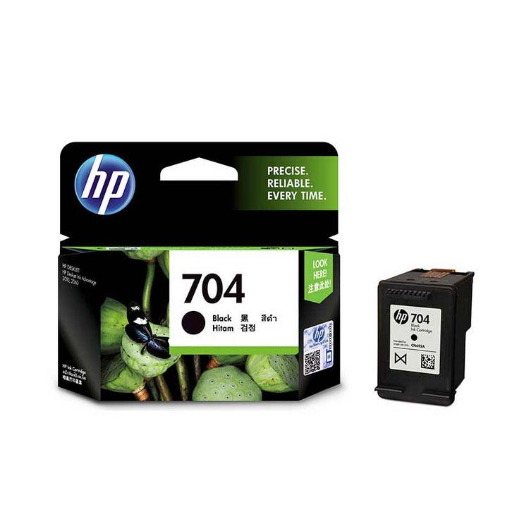 惠普(HP)CN692AA 704号黑色 墨盒(适用Deskjet 2010 2060 )