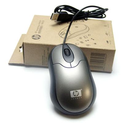 惠普鼠标 HP FM100 有线鼠标 台式电脑鼠标 笔记本鼠标
