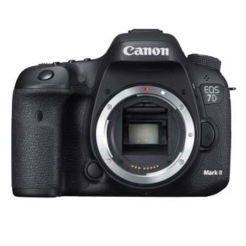 佳能(Canon)EOS 7D Mark II 单反相机 机身(含Wi-Fi适配器 W-E1)