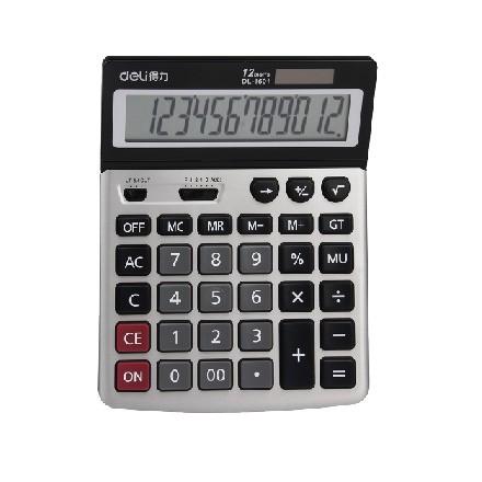 得力(deli)1601A桌面型计算器