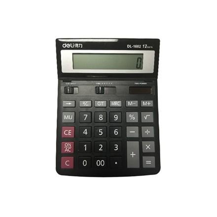 得力(deli)1602计算器