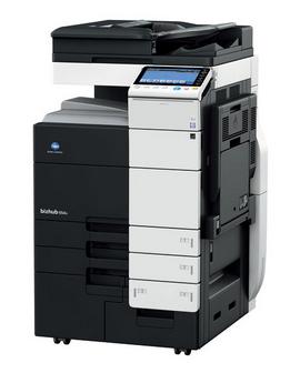 柯尼卡美能达bizhub654e黑白激光数码高速柯美复合机复印机(复印打印扫描) 主机
