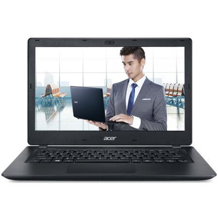 宏碁(acer)TMP238 13.3英寸轻薄笔记本电脑(i7-6500U 8G 256G SSD 核芯显卡 蓝牙 IPS全高清 Win10)