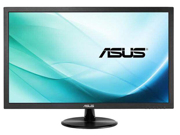 Asus/华硕 VP228DE 21.5英寸 LDE背光 滤蓝光不闪屏 液晶显示器