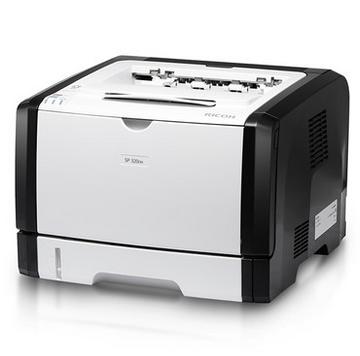 理光SP 320DN黑白激光万博官网manbetxapp (自动双面网络打印 A4A5企业办公商用)