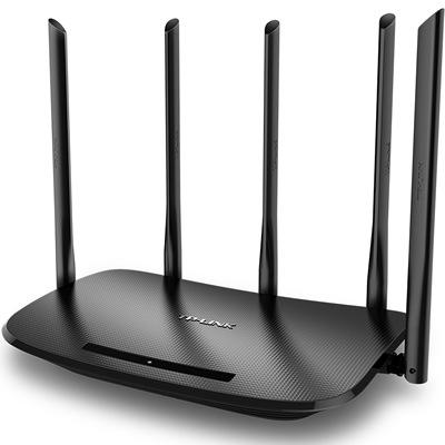 TP-LINK双频千兆无线路由器TL-WDR6500 AC1300M大功率无线穿墙wifi
