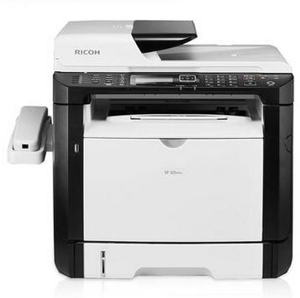 理光SP 325SNw黑白激光万博官网manbetxapp一体机  (A4双面打印/复印/扫描)