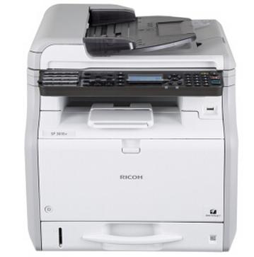 理光SP 3610SF黑白激光多功能万博官网manbetxapp一体机 (鼓粉分离 双面打印/复印/彩色扫描/传真)