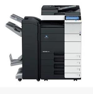 柯尼卡美能达bizhub C558 A3彩色复合机激光多功能复印机 主机