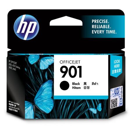惠普(HP) CC653AA  901黑色墨盒 适配 4580 hp4640 4680 j4660 4500