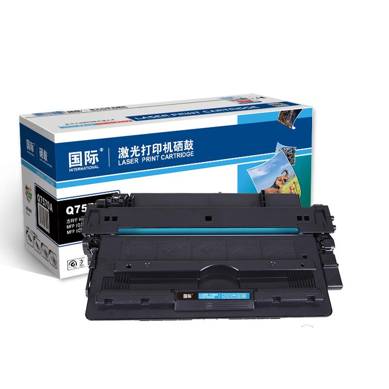 国际 Q7570A硒鼓   适用于HP LaserJet M5025 MFP (Q7840A), M5035 MFP (Q7829A), M5035x MFP (Q7830A),M5035xs MFP (Q7831A)