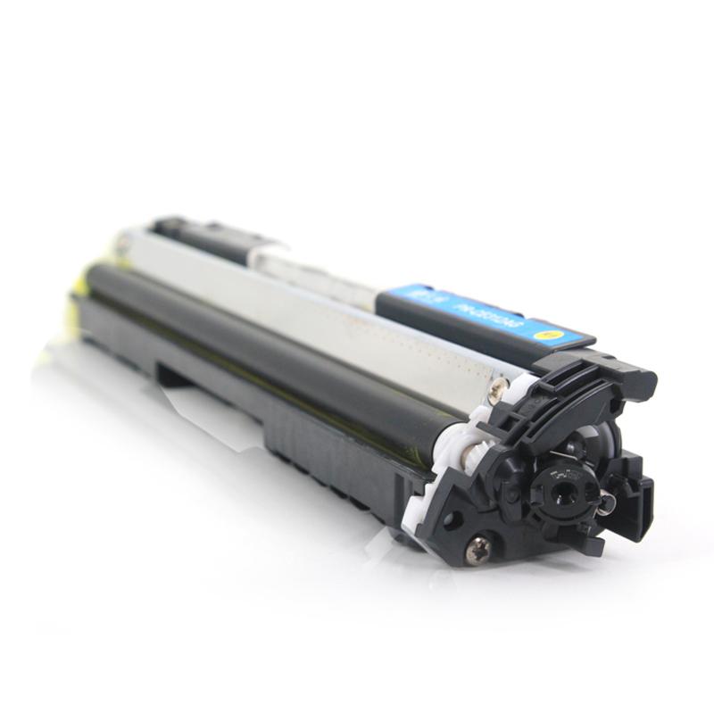 天威(priterite)PR-CE312A 硒鼓 黄色 适用惠普Laser jet pro CP1025 CP1025nw/M175A--佳能329 LBP7010C/LBP7018C