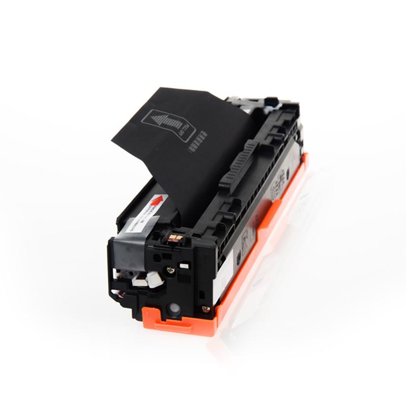 天威(PrintRite)PR-C543A硒鼓 红色 适用惠普HP Color LaserJet CP1210/CP1215/CP1510/CP1515/ CP1518/CM1312MFPCanon Laser Shot LBP5050/