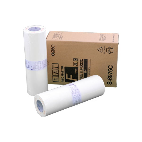 理想 F型B4版纸 1卷 适用于sf5231c/5233c/5234c/5250c