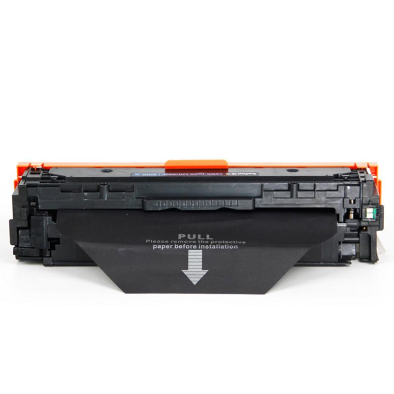 商瑞宝 CF212A 硒鼓 佳能331 黄色 适用于HP LaserJet Color 200/M251n/M276nw --佳能331/7110
