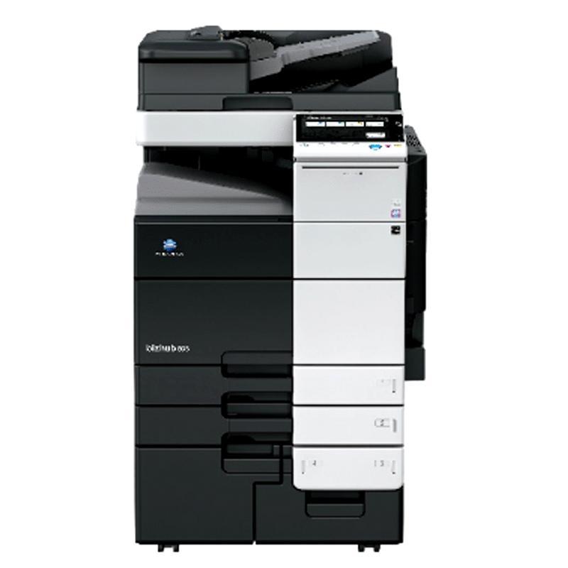 柯尼卡美能达bizhub958复合机黑白激光数码多功能A3复印机