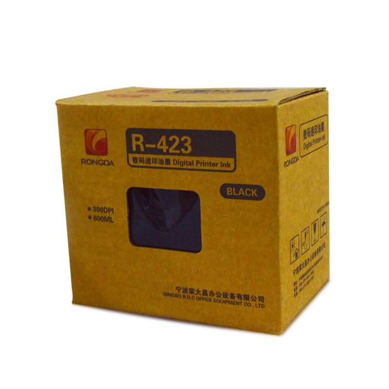 荣大R-423油墨  1支  VR-6515/VR-6525/VR-7315/VR7325