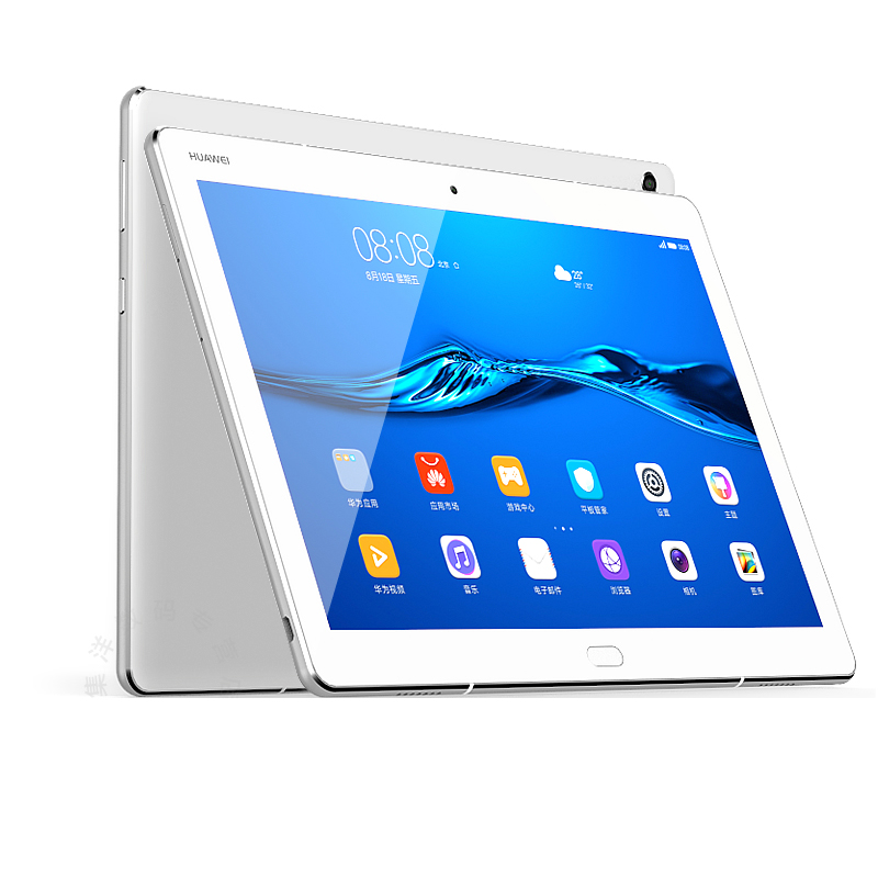 华为(HUAWEI) M3青春版平板电脑 10.1英寸 八核通话手机平板 皎月白-WIFI版-3G/32GB