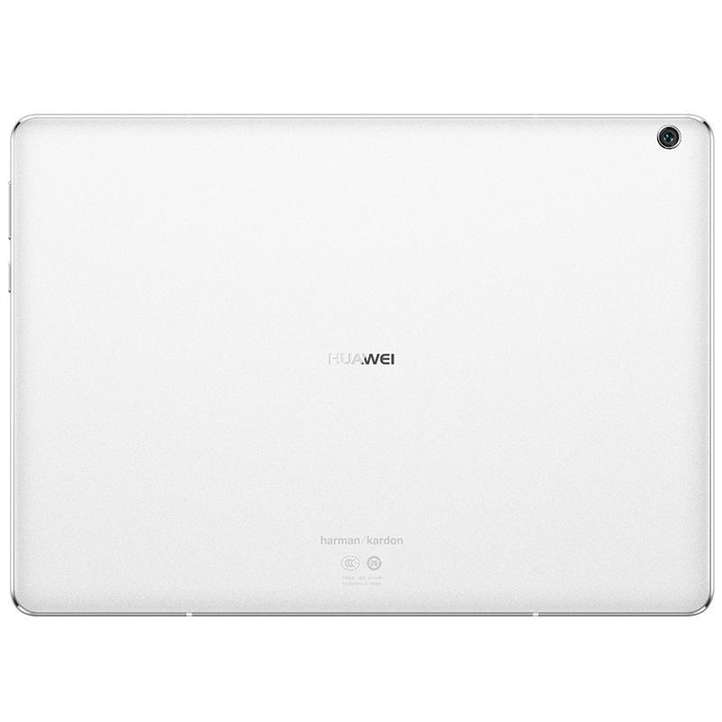 华为(HUAWEI) M3青春版平板电脑 10.1英寸 八核通话手机平板 皎月白-全网通版-3G/32GB
