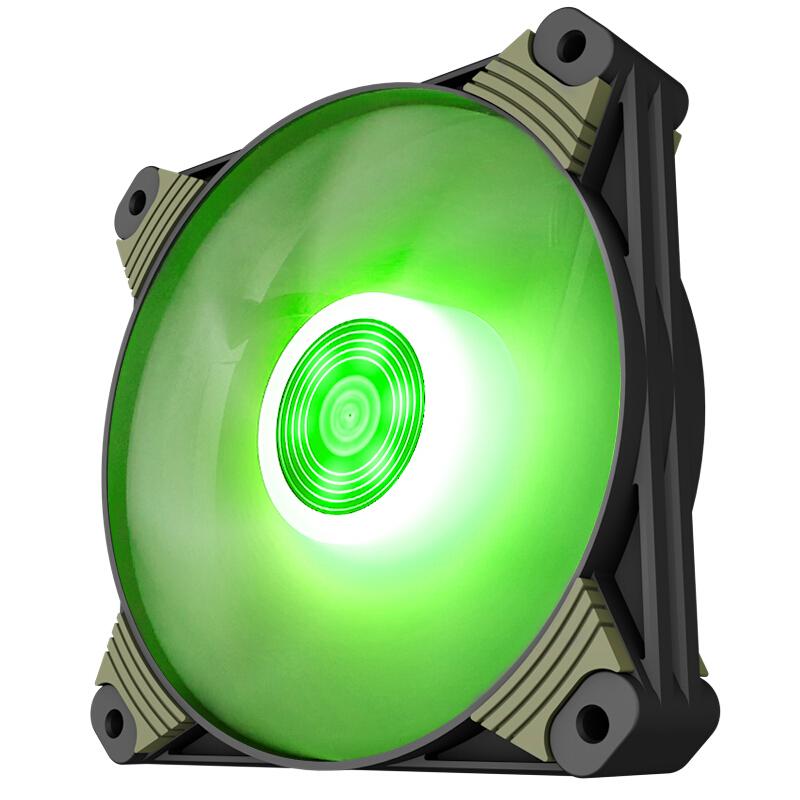 爱国者(aigo)冰魄T240RGB版 一体式水冷 CPU散热器(PWM智能温控风扇/全平台支持/静音陶瓷轴承/附硅脂)