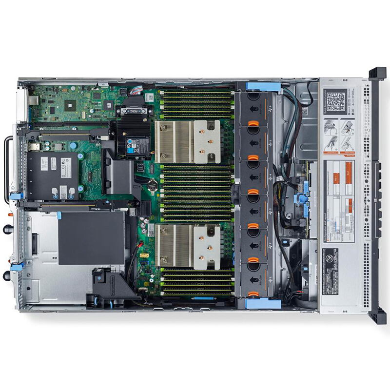 戴尔 DELL R730 2U机架式服务器(E5-2620V4/16G/1T SAS*2 热插拔/H330/DVDRW/495W单电/导轨)三年上门服务