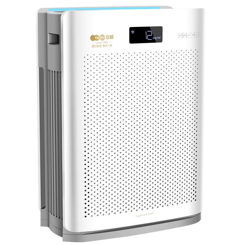 亚都(YADU)KJ500G-B04闪净技术快速净化多面进风智能远程控制 空气净化器